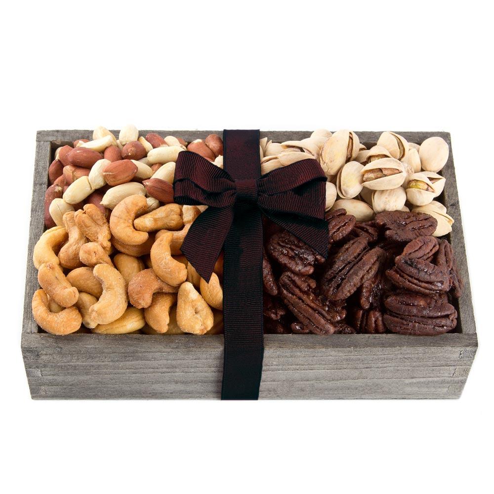 Wooden Nut Box | Shiva, Sympathy, and