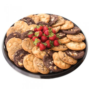 Fresh Baked Cookie Platter_13FBCP